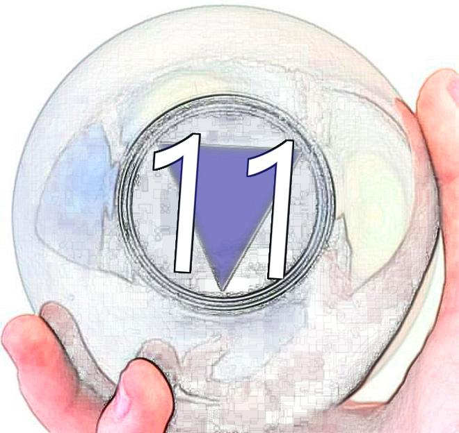 Число судьбы 11