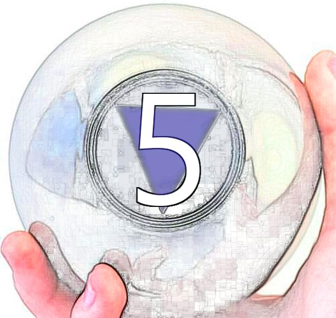 Число судьбы 5 (Нумерология): значение числа, характер, положительные и отрицательные черты