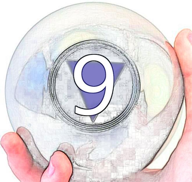 Число судьбы 9