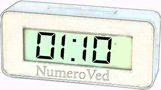 0110 на часах значение