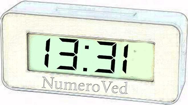 1331 на часах значение