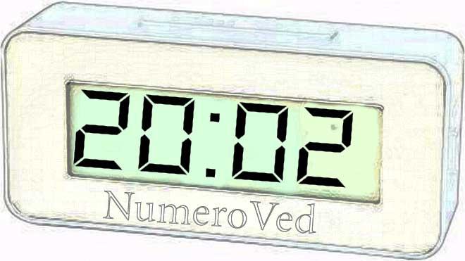 20 02 на часах значение