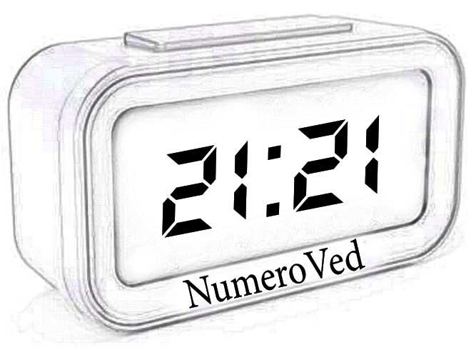 21 21 ангельская нумерология