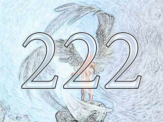 222 ангельская нумерология