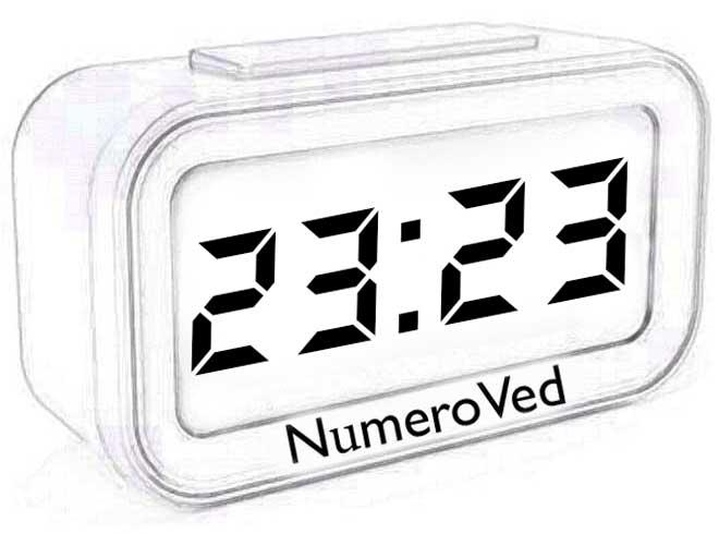 23 23 на часах значение