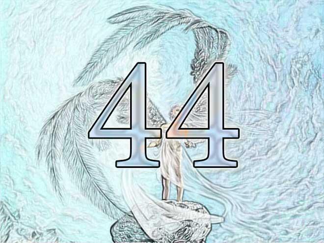 44 ангельская нумерология