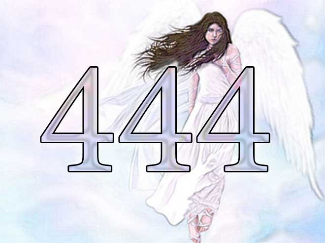 444 ангельская нумерология