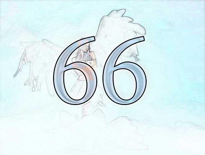 значение числа 66