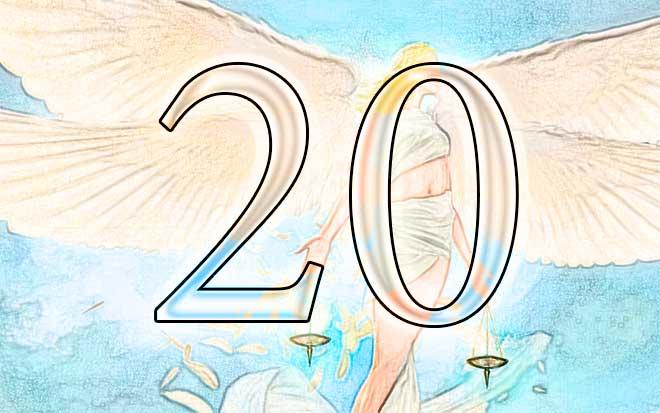 число 20 в нумерологии значение