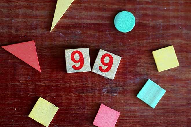 значение 99